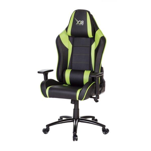 Cadeira Gamer BLX 7212_Verde – Pelegrin