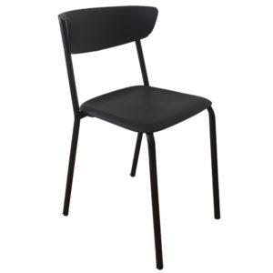 Cadeira Bit – Frisokar , Bit expressa beleza e irreverência, a inspiração clássica está nas formas envolventes que remetem ao aconchego resultado da concavidade das superfícies, deixando-a extremamente confortável e perfeitas para ambientes coletivos