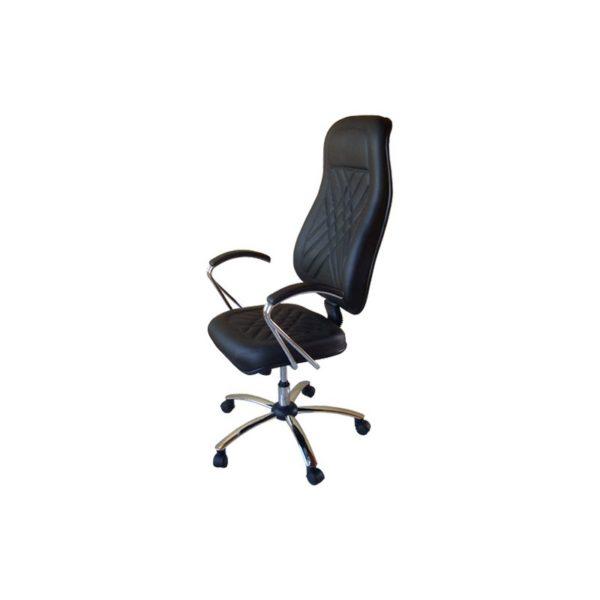 Cadeira Presidente Alta Costurada