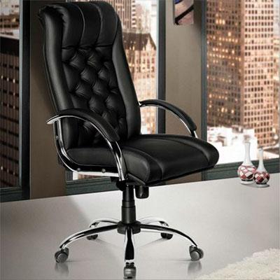 Cadeira Presidente Onix – Vianflex