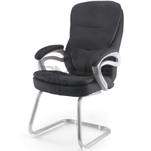 Cadeira Interlocutor Estofado Duplo – Blume Office