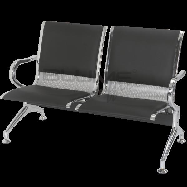 Cadeira Longarina com 2 Lugares BLM B02 – Blume Office