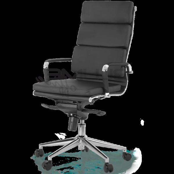 Cadeira Presidente BLM 08 P – Blume Office