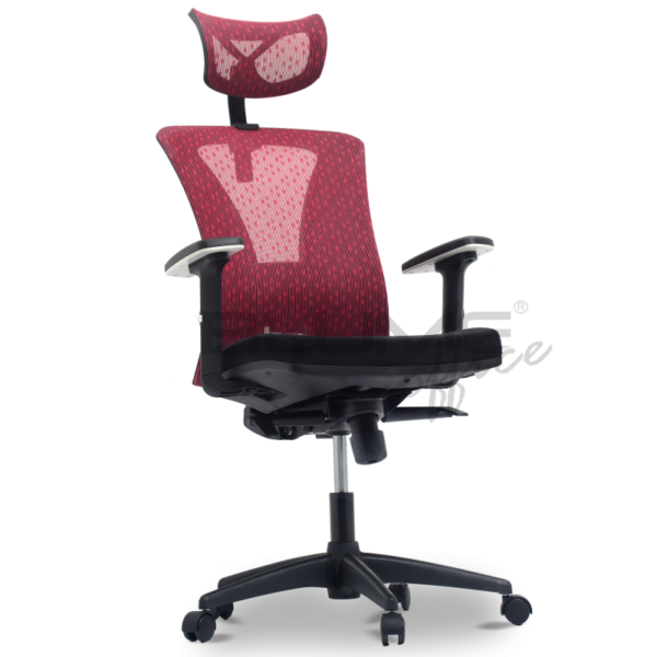 Cadeira Presidente BLM 0241 P – Blume Office