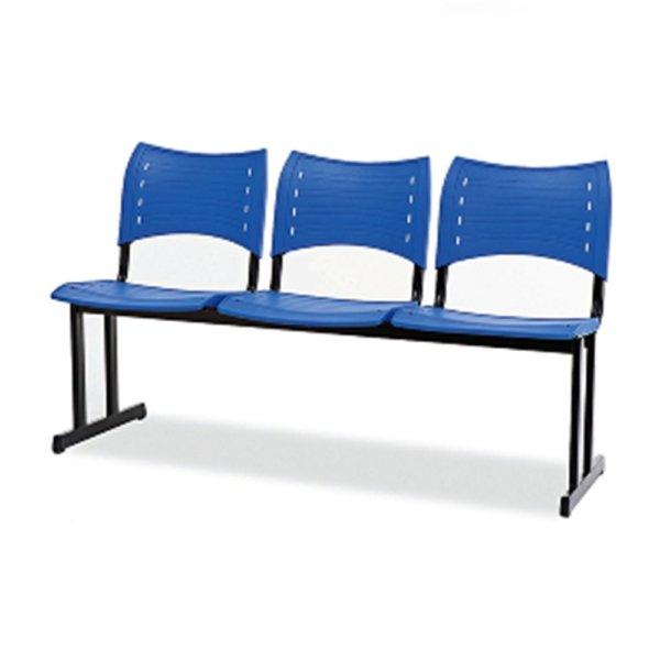 Cadeira Longarina Plástica ISO – VTR