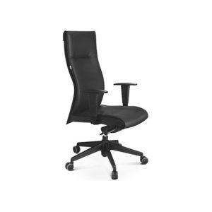 Cadeira Presidente Infinity Star,Sua base é em aço com capa de propileno. Revestimento em couro ecológico ou tecido. Essa cadeira é modelo presidente com um ótimo custo x benefício. Possui sistema relax, para maior conforto do usuário.