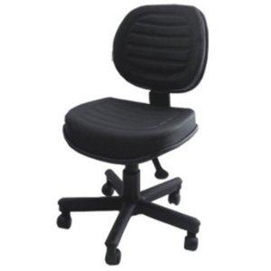 Cadeira Executiva Costurada Giratória s/ Braços – VTR