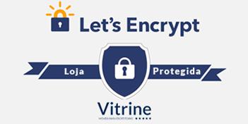 Selo - Certificado SSL Let´s Encrypt