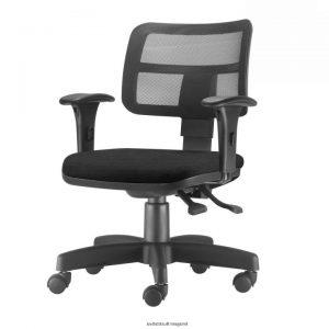 Cadeira Executiva Zip Telada – Frisokar