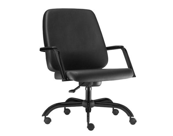 Cadeira Diretora Maxxer , foi projetada para suportar até 150 kg. Super-resistente, não deixa o conforto e a beleza de lado. Espuma de altíssima qualidade, estrela e braços cromados, garantem o sucesso deste projeto. Certificada por normas brasileiras e internacionais.