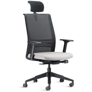 Cadeira Presidente Agile, Agile é a combinação perfeita entre minimalismo e sofisticação.