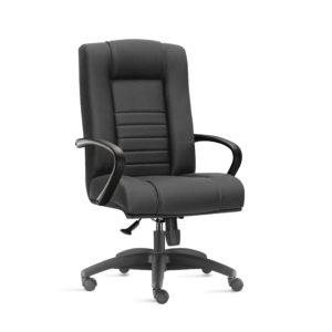 Cadeira Diretora New Onix Class PR , traz conforto e elegância em uma versão prática e inteligente. Perfeita para ambientes corporativos, possui assento e encosto injetados em espuma de altíssima resiliência aliados a um design clássico. O refinamento do projeto permite uma cadeira sofisticada e competitiva.