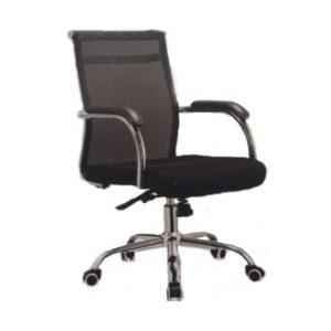 Cadeira diretor giratória talada