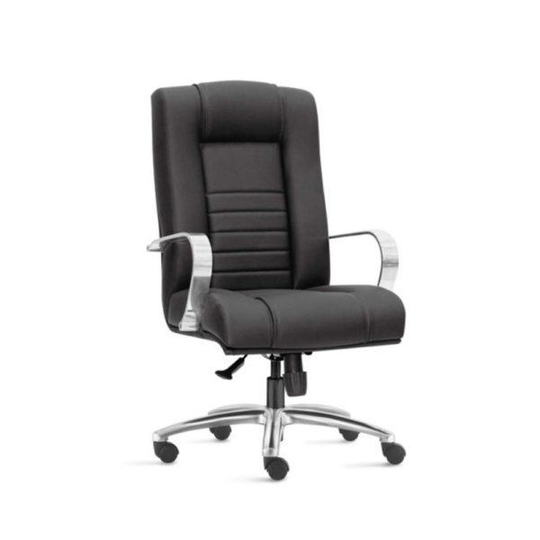 Cadeira Diretor New Onix Class CR , traz conforto e elegância em uma versão prática e inteligente. Perfeita para ambientes corporativos, possui assento e encosto injetados em espuma de altíssima resiliência aliados a um design clássico. O refinamento do projeto permite uma cadeira sofisticada e competitiva.