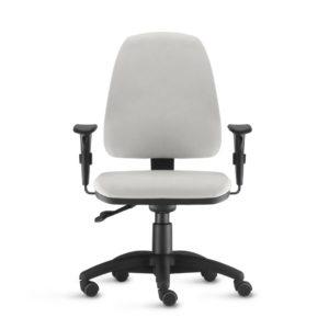 Cadeira presidente Sky,ideal para ambientes corporativos é sinônimo de inovação e leveza. Com uma linha completa de configurações e duas alturas de encosto, atende a todas as necessidades de assentos para esses ambientes.