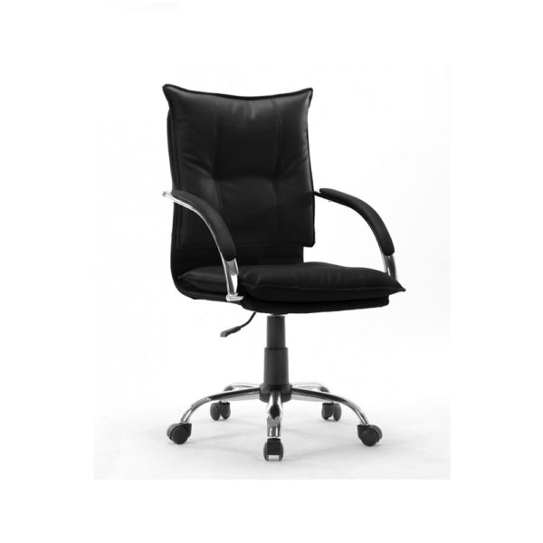 """Com design clean e moderno a """"Cadeira Diretor em Couro PU Pelegrin PEL-280"""" é a escolha adequada para quem busca qualidade e conforto. Muito utilizada em ambientes corporativos, escritórios e home Office, compõe a decoração proporcionando um ambiente mais leve e sofisticado."""