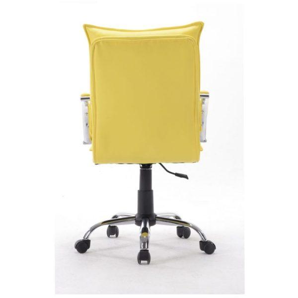 Cadeira Diretor PEL-280 Amarela