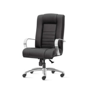 Cadeira Diretor New Onix Class Cromada – Frisokar