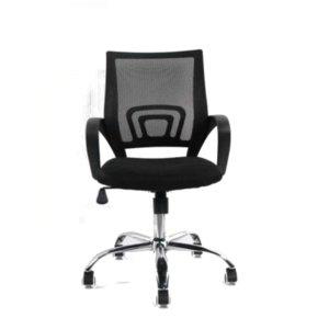 Com design moderno a Cadeira de Escritório Diretor Pelegrin PEL-CR11 Preta é uma ótima escolha para ambientes corporativos e home offices.