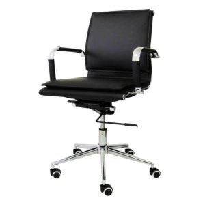 Cadeira Diretor em Couro PU PEL-8003L