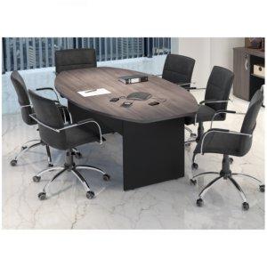Mesa de Reunião de 06 lugares – Maranello Linha M25
