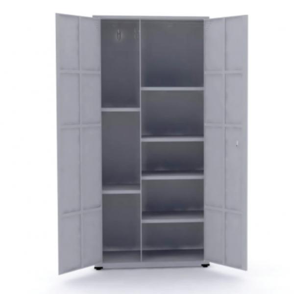 Armário de Aço 2 Portas Multiuso (2007×900) – Pandin
