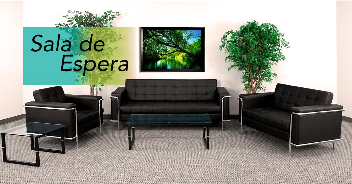 Como escolher os móveis para sala de espera do escritório