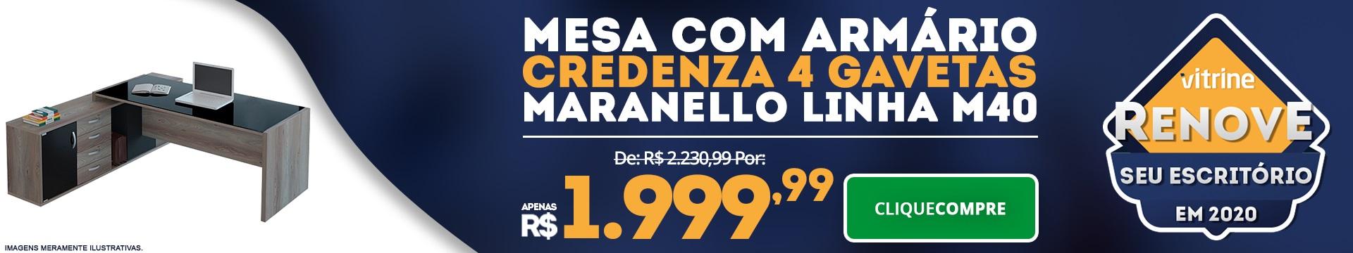 Banner Mesa Credenza