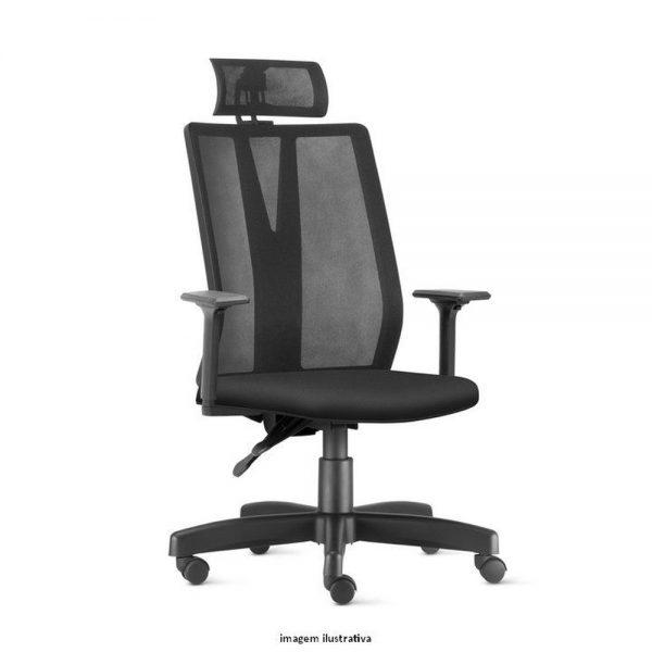 Cadeira Addit presidente – Frisokar