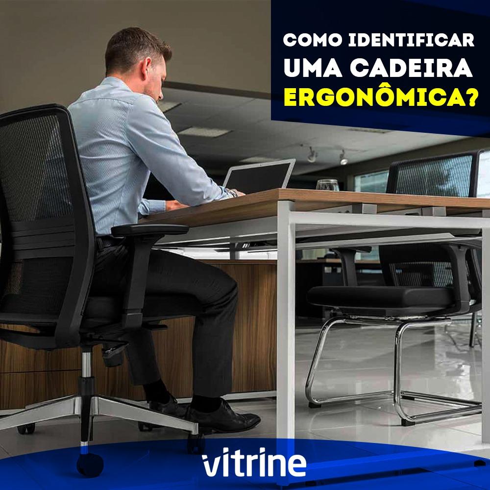 Como identificar uma cadeira ergonômica