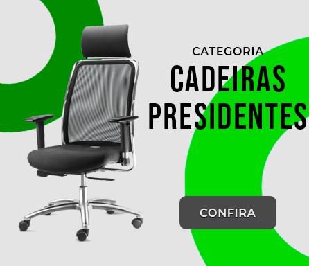 Cadeiras Presidentes