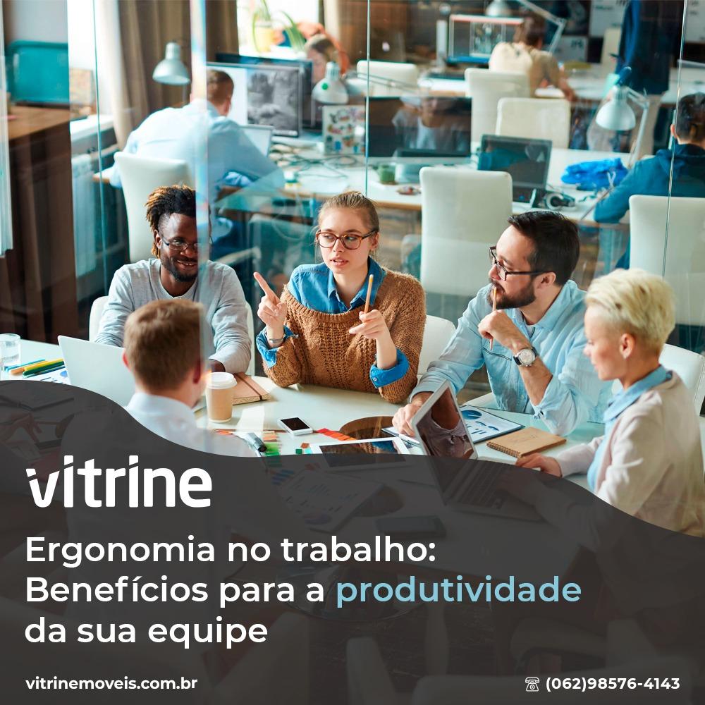 Ergonomia: Benefícios para a produtividade da sua equipe