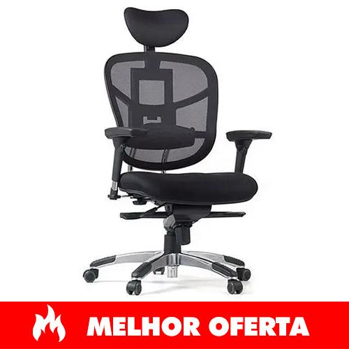 Cadeira Presidente BLM 5008 P – Blume Office